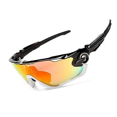 AnazoZ Gafas de Montar Gafas Protectoras Deporte Gafas ...