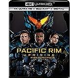 Pacific Rim Uprising [4K Ultra HD + Blu-ray + Digital] (Bilingual)