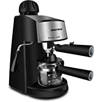 Deals on SOWTECH 3.5 Bar 4 Cup Espresso Maker Cappuccino Machine