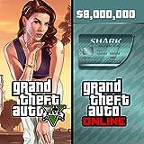 Gta Shark Card Best Deals - Grand Theft Auto V & Megalodon Shark Card Bundle - PS4 [Digital Code]