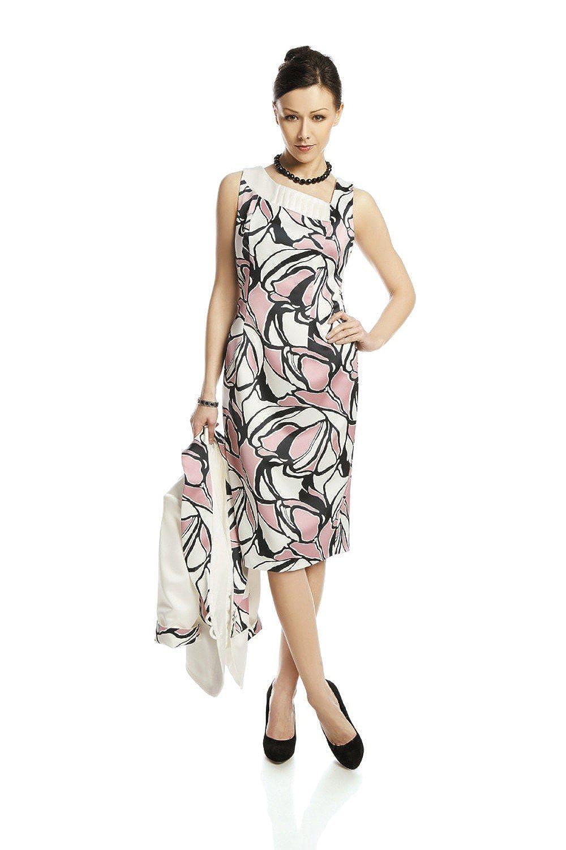 Elegantes Kleid Kostüm, zweiteiliges Cocktailkleid mit Blazer für ...