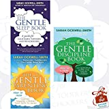 img - for Sarah Ockwell-Smith Collection 3 Books Bundle With Gift Journal (The Gentle Sleep Book: For calm babies, toddlers and pre-schoolers, The Gentle Parenting Book, The Gentle Discipline Book) book / textbook / text book