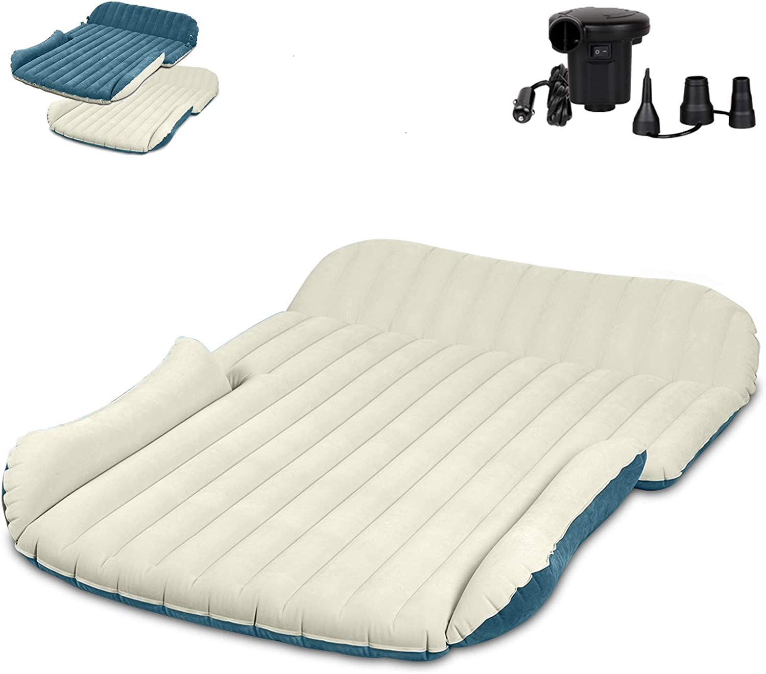WEY&FLY SUV Air Mattress- Thickened and Double-Sided