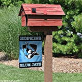 College Flags & Banners Co. Johns Hopkins Blue Jays Garden Flag