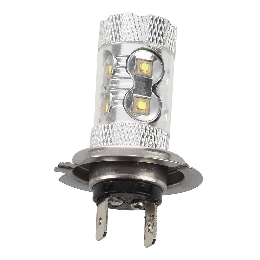 faro auto - SODIAL(R)Lampada 50w h7 472 Led White 6500k Lampadina Auto Headlight