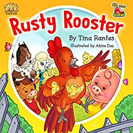 farm stories for preschoolers farm animal quot rooster quot beginner readers early 29597