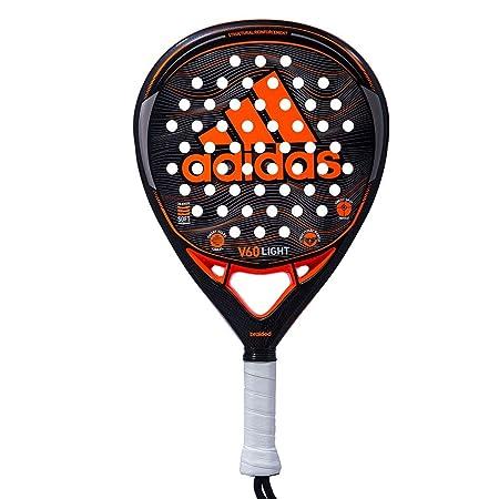 Adidas V60 Light Palas, Mujer, Naranja, 375: Amazon.es: Deportes y aire libre