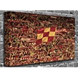 """The Kop Anfield - Liverpool FC - Sports Football Canvas Art Canvas Print Print Picture Size: (60"""" x 40"""")"""