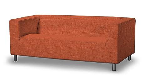 Dekoria Klippan Divano A 2 Posti, Divano Adatto Al Modello Ikea Klippan  Arancione