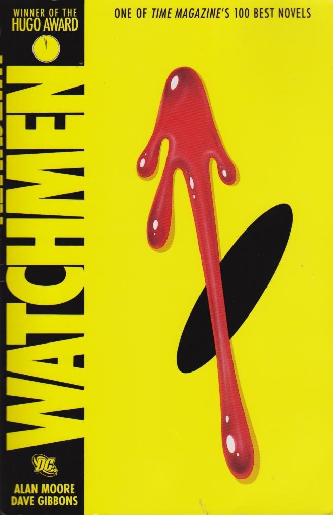 Watchmen 1 Alan Moore