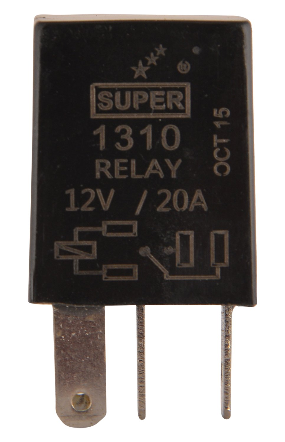 Super 1310 Universal 4-Pin Micro Relay on
