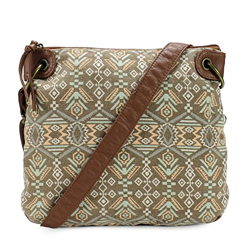 Scarleton Trendy Fabric Crossbody Bag H1914  7f210691e4eb8