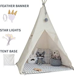 Top 15 Best Kids Teepee Tents (2021 Reviews & Buying Guide) 7