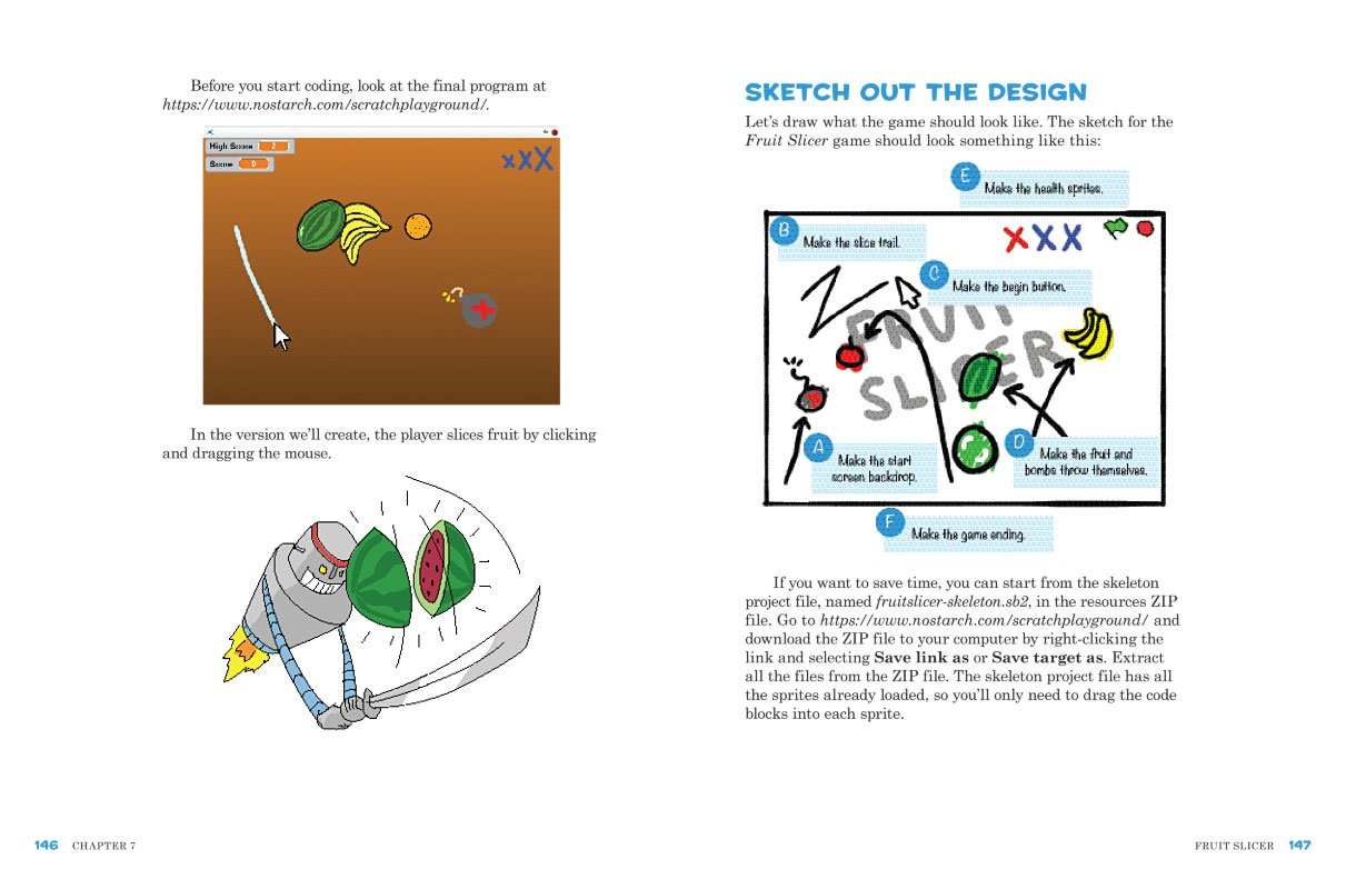 Scratch Programming Playground: Learn to Program by Making Cool Games by Penguin Books (Image #8)