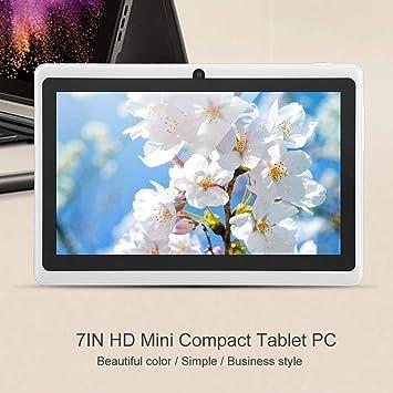 Eboxer 7 Pulgadas Tablet PC 512 MB RAM + 8 GB ROM Soporte Tarjeta ...