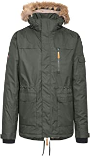 Trespass Mens Mount Bear Weatherproof Parka Jacket