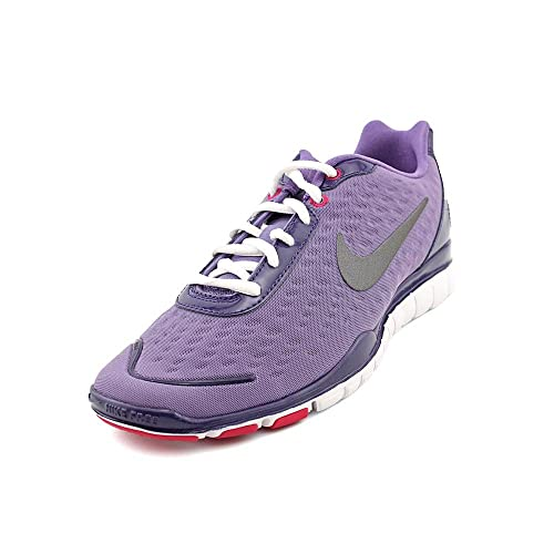 best service 9c83a d6ce2 Nike Free Trluxe Womens Size 7. 5 Purple Mesh Running Shoes