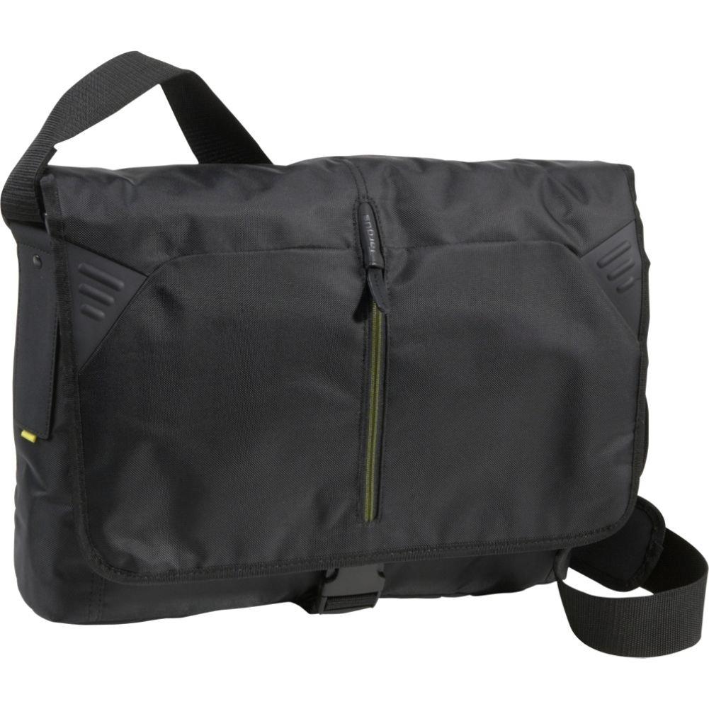 hot sale Targus Nirve Black Nylon Padded. Adjustable Straps Messenger 13.3In
