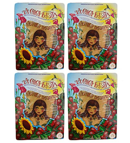 car air freshener girl - 6