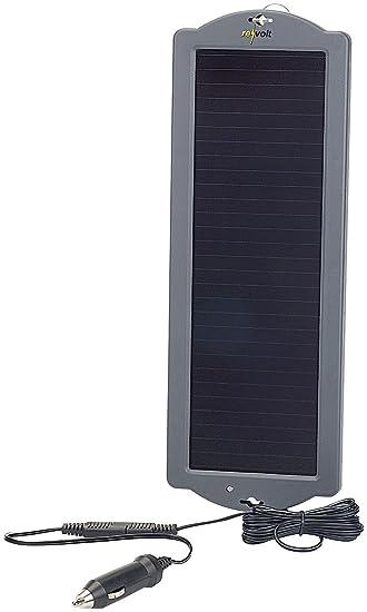 Pannello solare fotovoltaico carica batterie auto 12v mantenimento ...