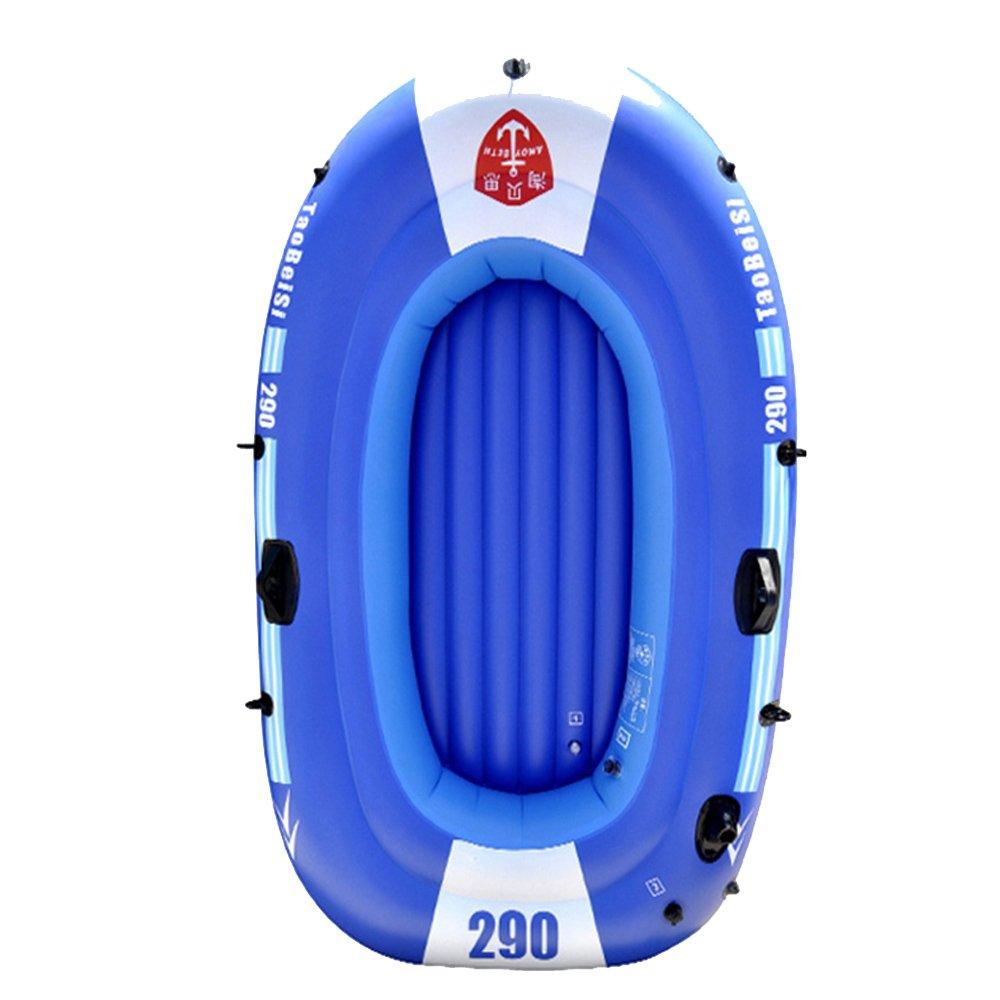 【国内在庫】 ZDDAB耐摩耗性厚ゴムボート :、アサルト釣りボート2 4人,/3/4人、ホバークラフト (色 : 4人, サイズ さいず さいず : C) B07DN8VFTY 3人 C C|3人, 米屋薬店:49210e9d --- arianechie.dominiotemporario.com