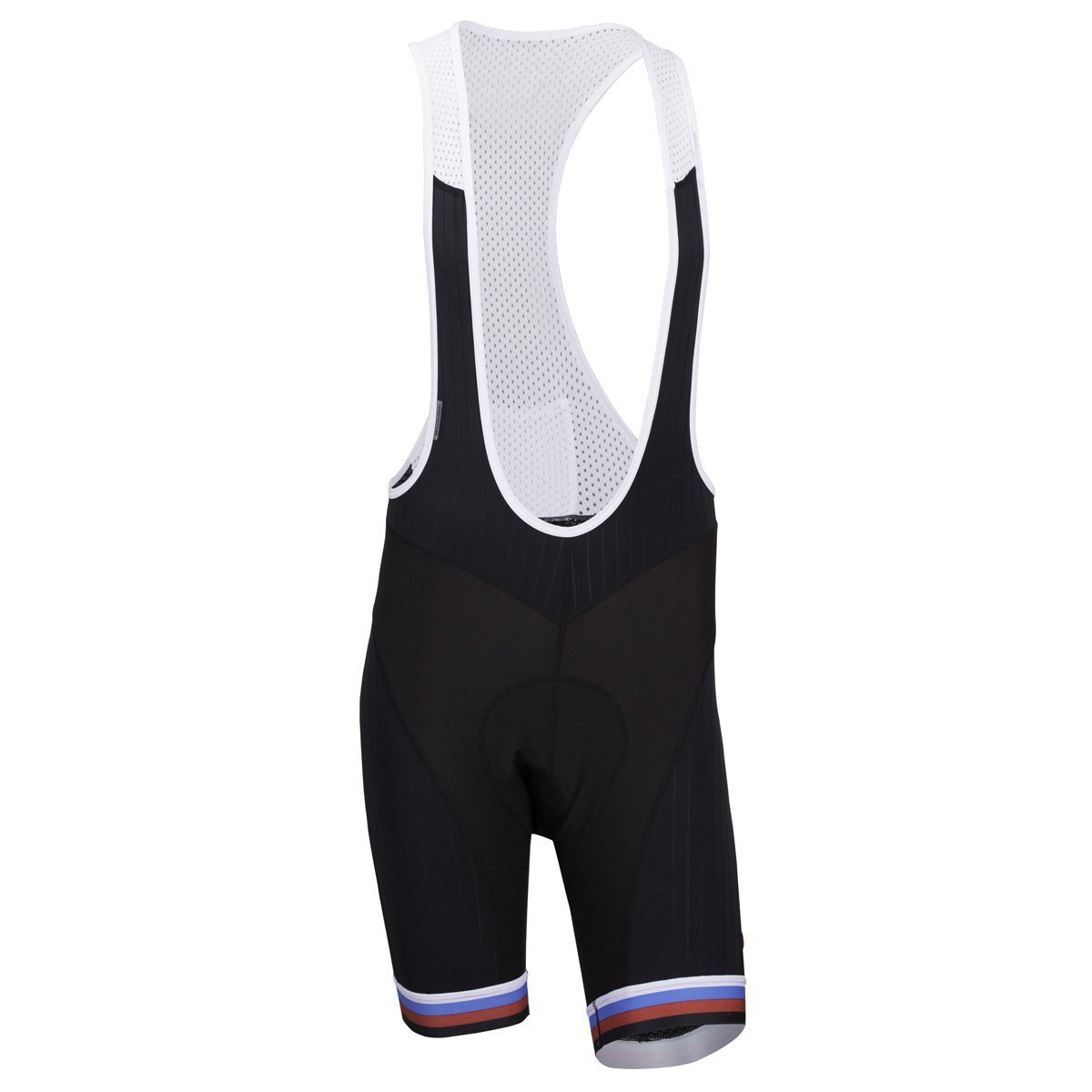 Bellwether 2016 Men's Forza Bib Cycling Shorts - 95697 (Multi - XXL) by Bellwether (Image #1)