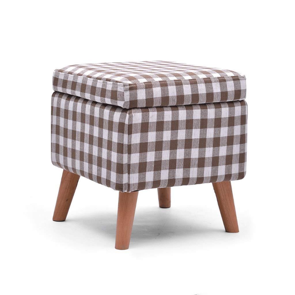 純木シンプルなスポンジ生地子供用ソファベンチ、リビングルームのドアの交換用シューズベンチ、キッチン屋外レジャーチェア、ピアノスツール (色 : D) B07SBWPWSR D