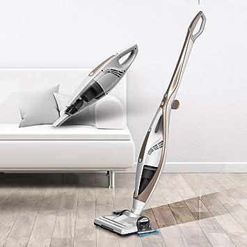 Aspirador inalámbrico, máquina de Limpieza de hogar, silenciador, succión Grande, húmedo y seco, barredora eléctrica de Mano,B: Amazon.es: Hogar