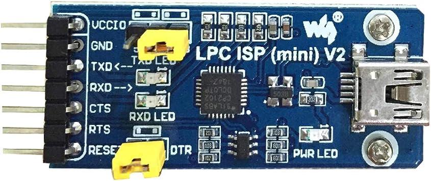 USB zu UART Serial Port Download Modul Kit LPC ISP Mini NXP MCU Arm Programmer
