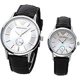 e9672af648 [エンポリオアルマーニ] EMPORIO ARMANI 腕時計 AR9113 ペアウオッチ メンズ&レディース腕時計 メンズ [
