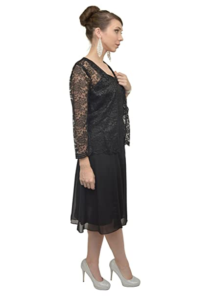 3287d9a9bd45 The Dress Outlet Short Mother of The Bride Dress Plus Size at Amazon  Women's Clothing store: