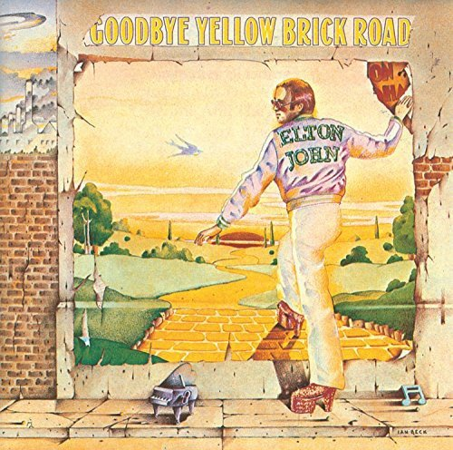 Elton John - Goodbye Yellow Brick Road: Limited (Super-High Material CD, Japan - Import)
