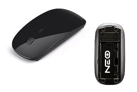Slim mini souris optique sans fil pour pc ou ordinateur portable