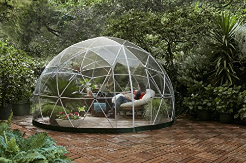 Garden Igloo – Stylish Conservatory, Play Area for Children, Greenhouse or Gazebo.