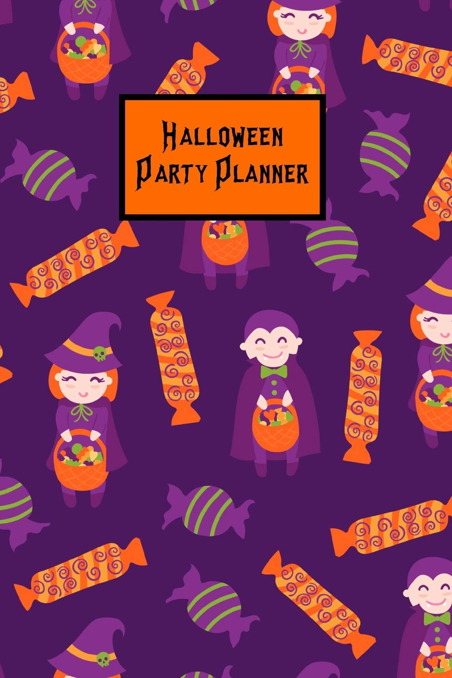 Halloween Party Planner Plan & Bud Your Theme Guests