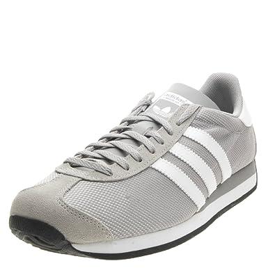 adidas Country OG, Sneaker Homme - Blanc - Bianco, 44 EU EU