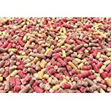 5kg Premium High Energy Mixed Mealworm Berry & Insect Suet Pellets - Wild Bird Food Treat