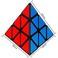 Pyraminx pyramid magic cube rubik's mefferts puzzle tripod triangular triangle puzzle