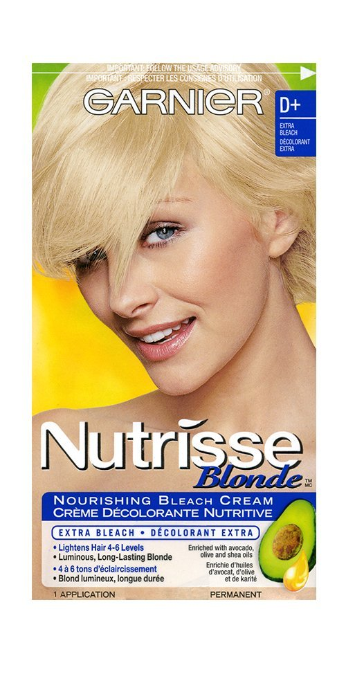 Garnier Nutrisse Mousse Nourishing Color Foam Haircolor, 3Ur Deep Ultra Intense Red Gar-3782