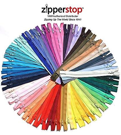 Amazon Sale 25 Assorted 9 10 Zippers Ykk 3 Skirt And