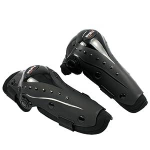 NERVE 34140204_99 Ultimate Coudière Protection de Coude, Noir
