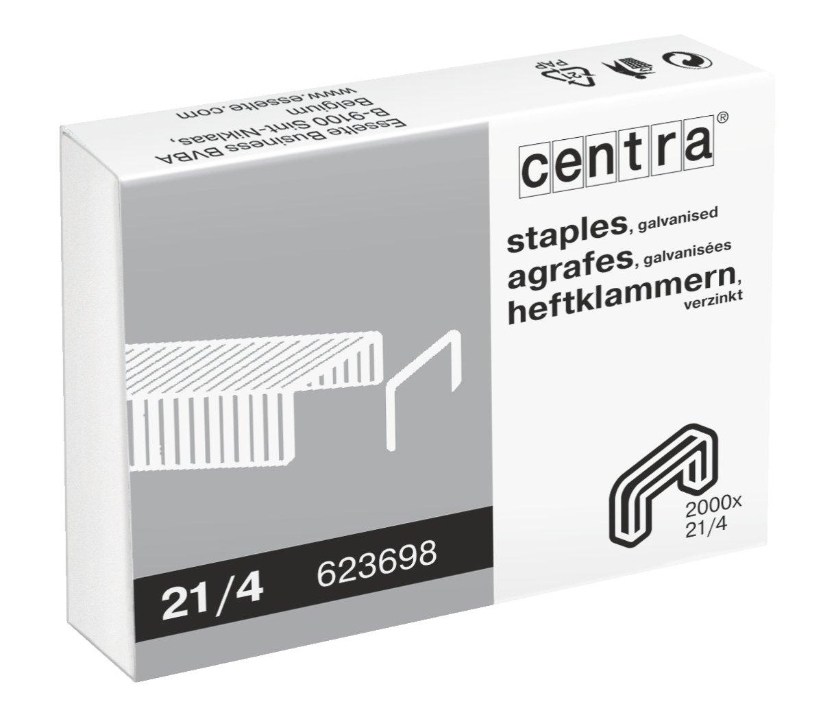 Centra 136888 Punti 21//4 Confezione da 2000 Pezzi