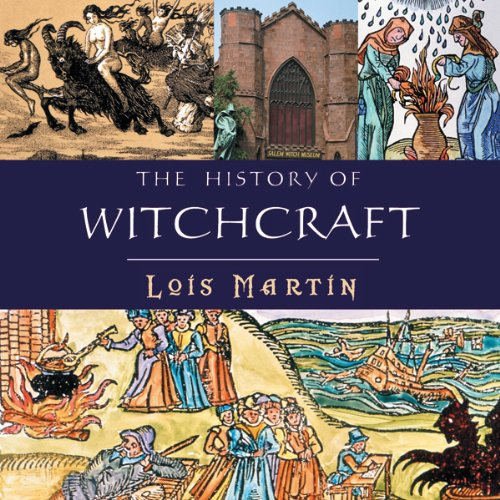 The History of Witchcraft Audiobook [Free Download by Trial] thumbnail