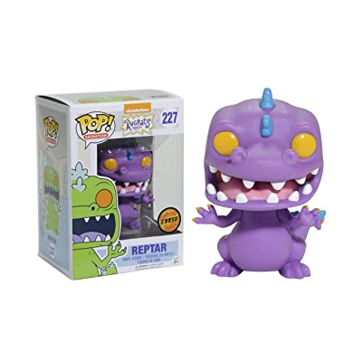 Funko Rugrats Reptar Pop! Vinyl Figure Chase Variant: Toys & Games
