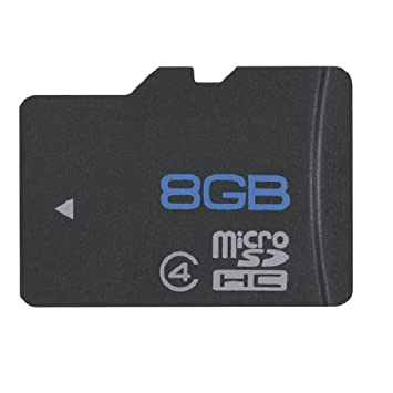 Tarjeta de Memoria Micro SD SDHC 8GB Card: Amazon.es ...