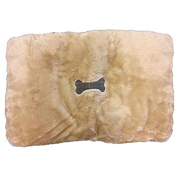 @Pet Cojín para Perros Helena Mediano Medidas 105x67x8 cm Color Beige 15151: Amazon.es: Productos para mascotas