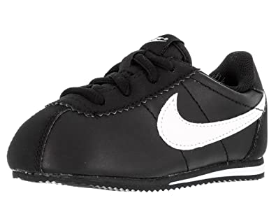 dcd45853aa14 Nike 749488-001 Infants and Toddler Cortez (TD) Black White