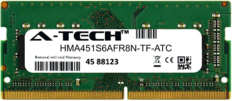 HYNIX HMA451S6AFR8N-TF 4GB 1Rx8 DDR4 17000 PC4-2133 NONECC LAPTOP MEMORY RAM