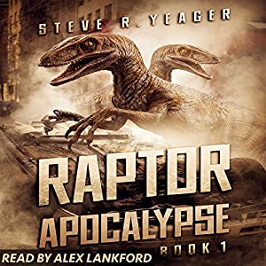 Raptor Apocalypse Audiobook