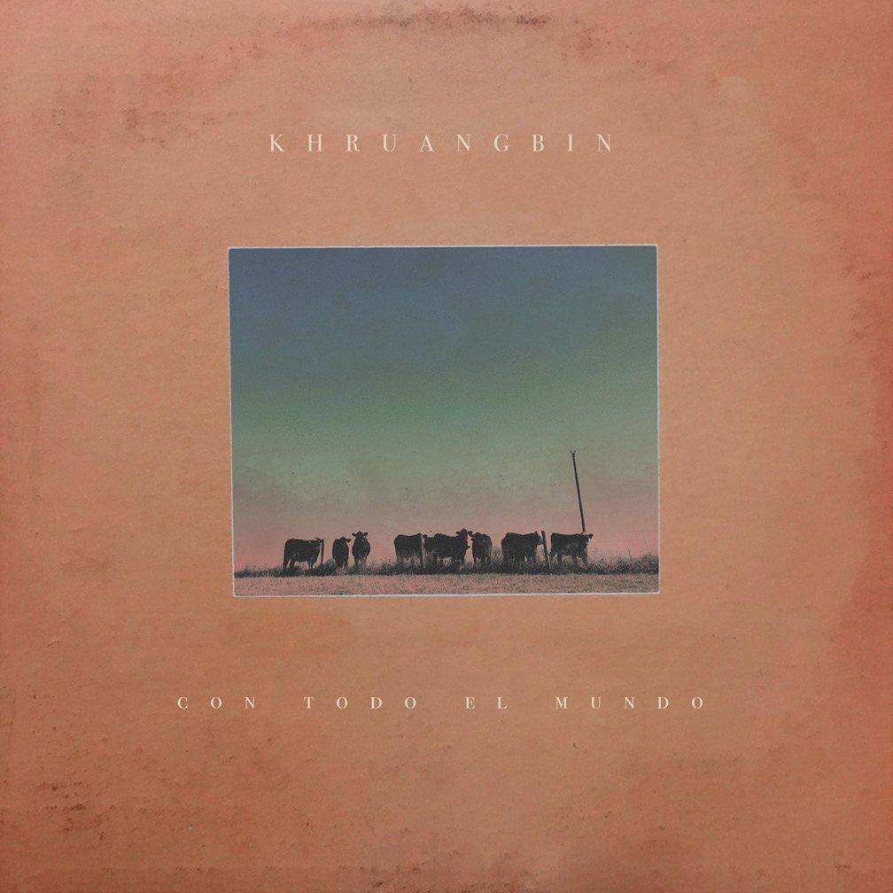Vinilo : Khruangbin - Con Todo El Mundo (LP Vinyl)